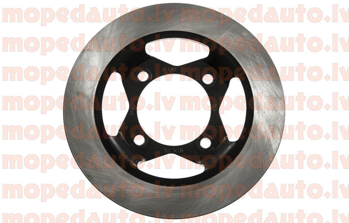 Front brake disc Chatenet V2